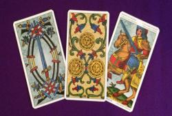 Three Card Tarot Spread Meaning